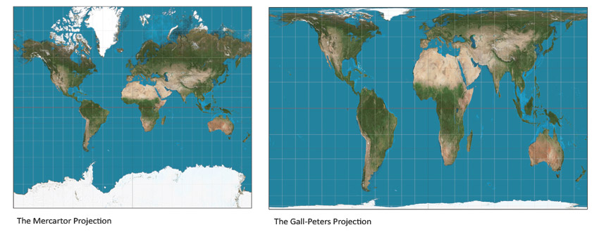 mercartor-gall-peters-projection