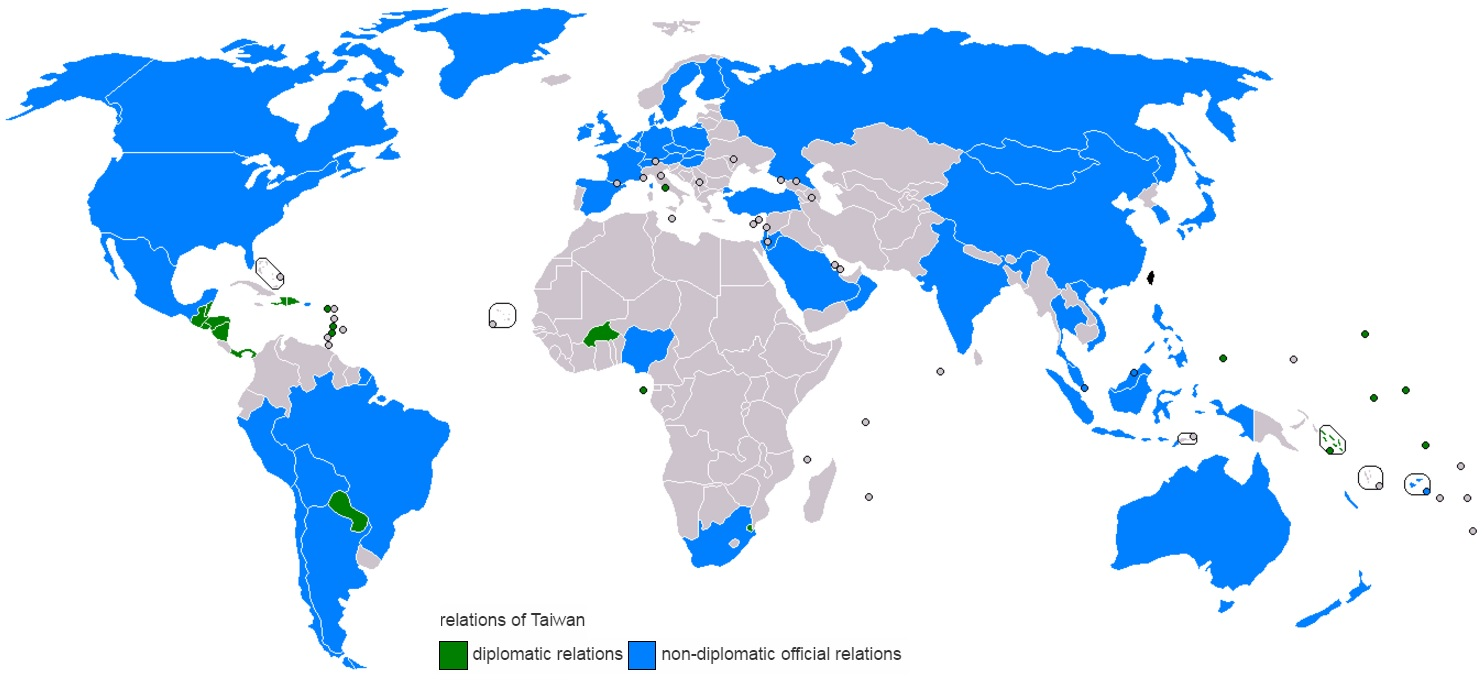 taiwan-diplomatic-relations